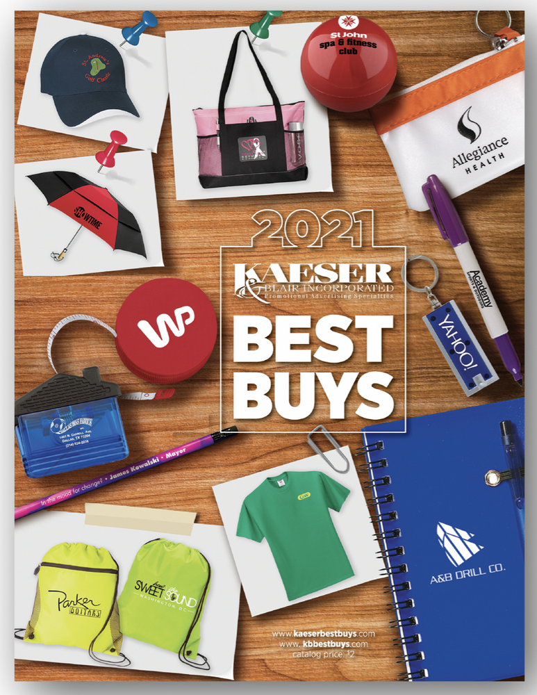 2021 Best Buys Catalog